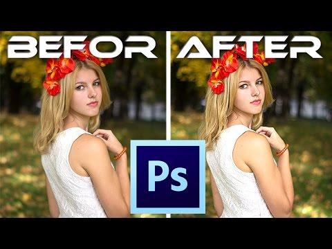 Как сделать фото четким (Photoshop)