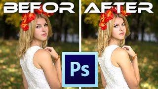 Как сделать фото четким (Photoshop)(ПОДПИСАТЬСЯ: http://www.youtube.com/mikebelof Моя партнерская программа VSP: https://youpartnerwsp.com/join?3391 Качественные электронные..., 2015-09-30T13:32:26.000Z)