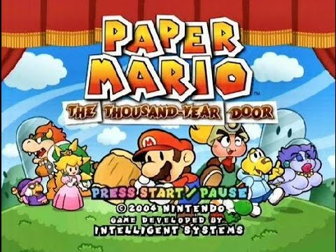 Paper Mario Thousand Year Door Full Game HD 1/2