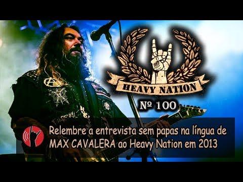 Heavy Nation entrevista Max Cavalera (abril/2013)