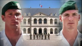 Cédric de Pierrepont et Alain Bertoncello : l'hommage de la nation à deux militaires d'exception