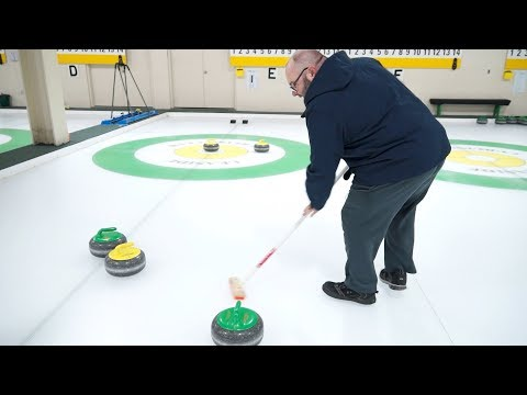 Winter Olympics: A crash course in mixed doubles curling