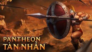 Pantheon Tàn Nhẫn - Ruthless Pantheon - Skins lol