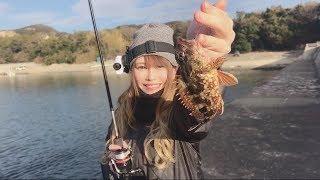 【1月の海】釣った魚で「至極のお味噌汁」
