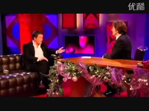 Hugh Grant on Friday Night with Jonathan Ross 18-12-2009 Part 2