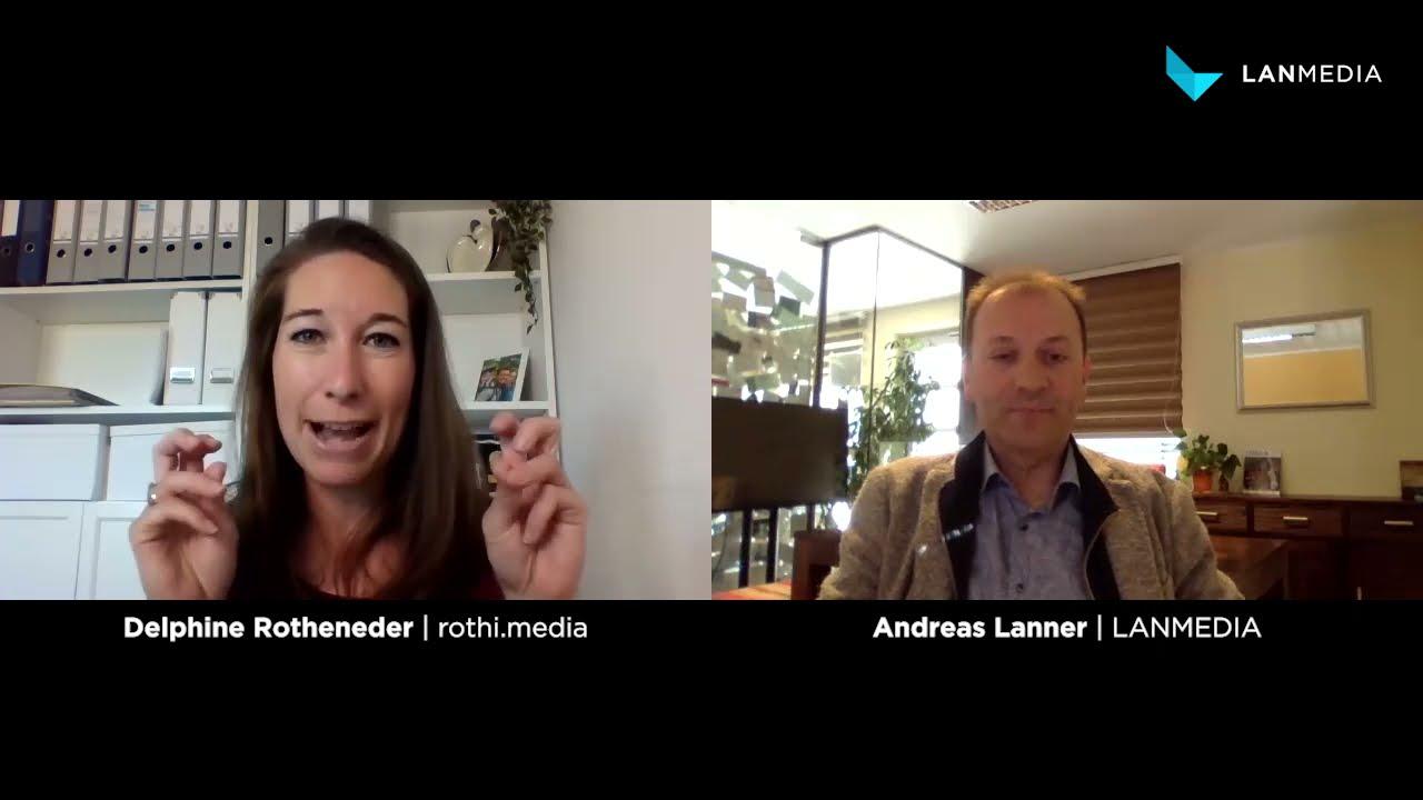 Delphine Rotheneder | Geschäftsführerin rothi.media