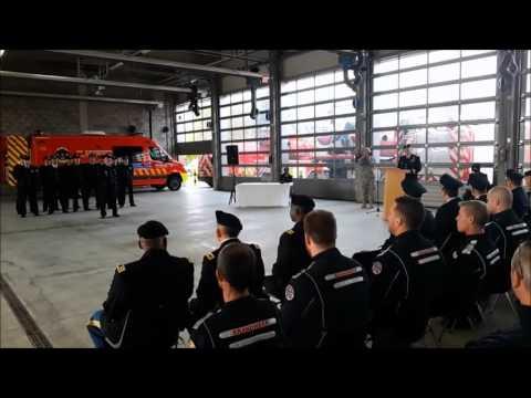 Vlaams-Brabantse brandweer oefende met Amerikaanse 773rd CST Civil Support Team