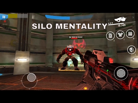 N.O.V.A. Legacy Mission 15 (Silo Mentality) Gameplay