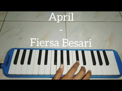 April - Fiersa Besari ~~ Pianika Cover - Tika Dewi Indriani