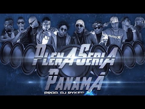 Locker Urbano Mix Panama 2015 - Plena Seria Vol 3 El Tachi Boza El Charri Yemil 507 Reggae Dancehall