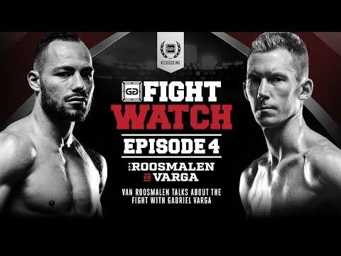 Robin van Roosmalen vs. Gabriel Varga (GLORY 34) | Fight Watch