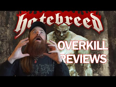 HATEBREED Weight of the False Self Album Review | Overkill Reviews