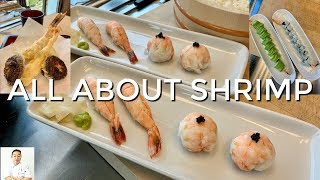 All About Shrimp | Sushi - Tempura - Rolls - Handrolls