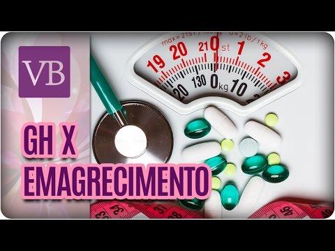 Hormônio GH x Emagrecimento - Você Bonita (22/05/17)
