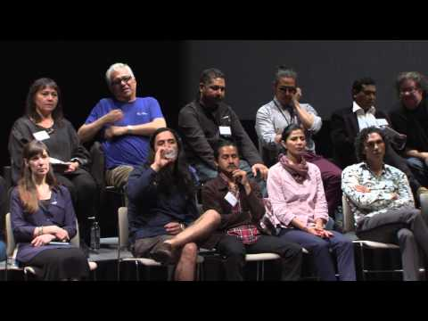 Sakahàn Symposium: Chapter III, Part VIII: Town Hall -- Audience is invited to ask questions
