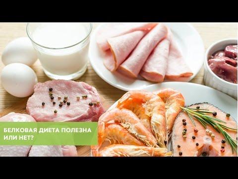 Белковая диета - диетологи не рекомендуют