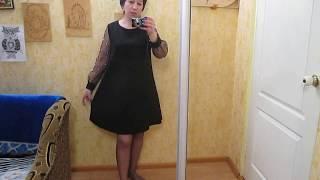 Платье из Китая! (обзор посылки с алиэкспресс)