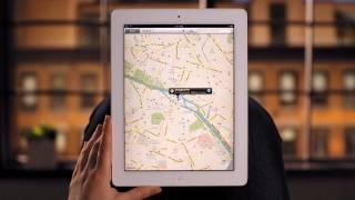 Apple iPad2, как пользоваться приложением Maps Харьков(, 2014-08-06T09:54:11.000Z)
