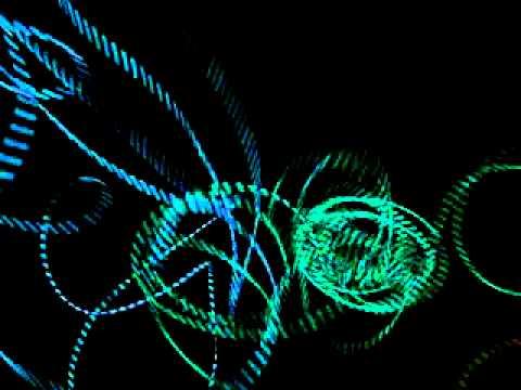 Hilo Neon Movimiento Azul 2 Youtube