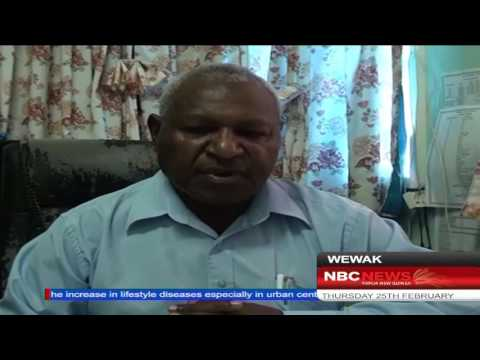 NBC News - Wewak Work Begins