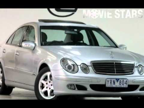 2005 mercedes benz e200 kompressor w211 classic silver 5 for Mercedes benz kompressor 2005