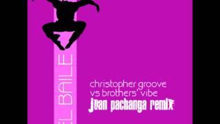 juan pachanga el baile remix vocals