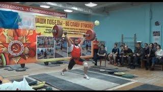 Тренировочные и соревновательные подходы Ефима Афанасьева КМС
