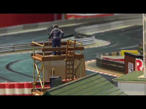 The Ultimate Slot Car Video – Scalextric Carrera Slot It SCX