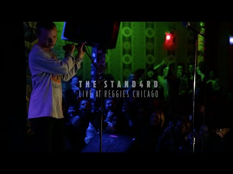 """The Stand4rd - """"Wavey"""" (Live at Reggie's Chicago)"""