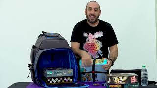 GeekOn Backpack Demo & Assembly Instructions