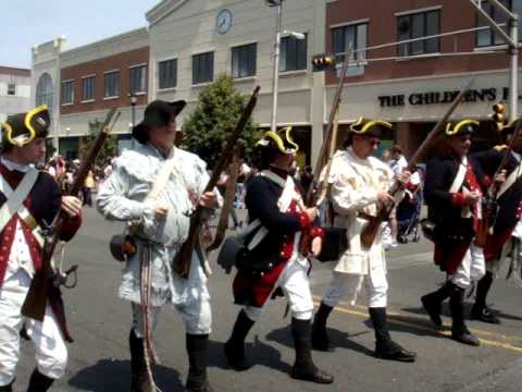 Englewood New Jersey Memorial Day Parade (video) 2009
