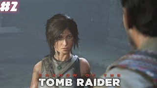 Shadow Of The Tomb Raider #2 // Dr. Dominguez  - Tomb Raider