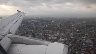 Video AirAsia Airbus A320 AMAZING landing at Yogyakarta, Indonesia   ThatMojangGuy -Minecraft & More- download MP3, 3GP, MP4, WEBM, AVI, FLV Agustus 2018