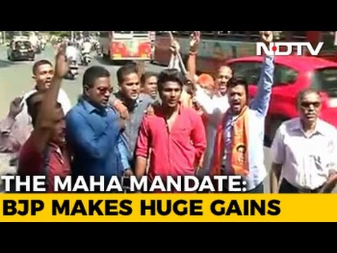 BMC Election Result 2017 - Shiv Sena 84, BJP 81. That's How Close It Is In Mumbai