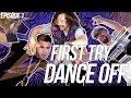 Redfoo Dance Battles the Party Rock Crew! Techtonik, Robot, and Boogaloo!