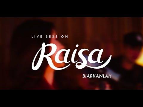 Cover Lagu Raisa - Biarkanlah (Live Session) HITSLAGU
