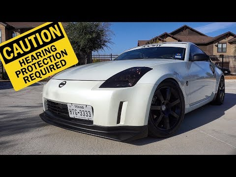 2004 Nissan 350z // Review
