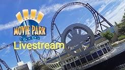 MOVIE PARK LIVESTREAM •09.06.20 um 15 UHR•Live aus dem Park