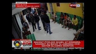 SONA: Kampo ni Jabonga Vice Mayor Monton, iginiit na itinanim ang shabu at granada sa kaniyang bahay