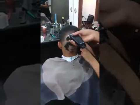 Muammar Gaddafi Haircut
