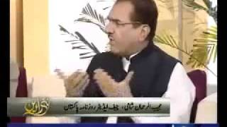 Talk Show About Anti-Ahmadiyya Law- on Samaa.tv with Nadia Jamil 1-4..