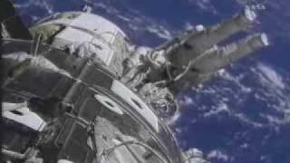 ISS: Canadian Space Vision Systems (CSVS)