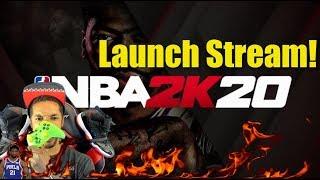 NBA 2K20 Launch Stream | Xbox One X