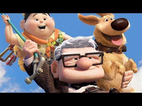 ► Disney/Pixar's Up - The Movie | All Cutscenes (Full Walkthrough HD) Mp3