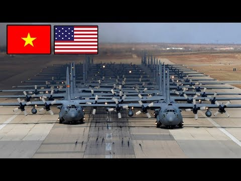 Mỹ đã  sẵn sàng bán Việt Nam mua máy bay P-3C Orion và C-130J Hercules?