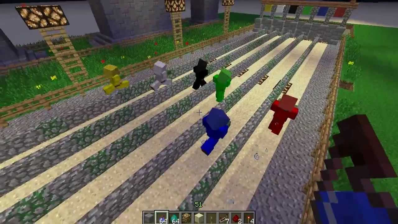 how to train a horse minecraft 1.8