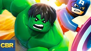 10 Marvel Superheroes That NEED Lego Movies