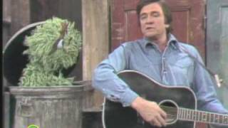 Sesame Street: Johnny Cash Sings Nasty Dan YouTube Videos