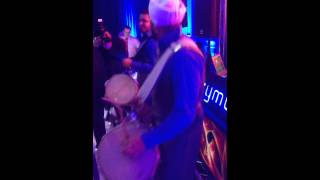 Pritpal from Ministry of Dhol with Ritzy Music at Thistle Heathrow October 2013