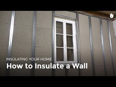 How to Insulate a Wall | Fuel Poverty